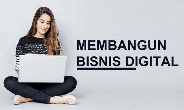 Dunia Bisnis Digital Menjadi Bisnis Semua Orang
