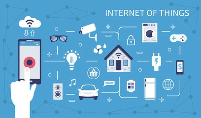 TEKNOLOGI INTERNET OF THINGS (IoT) YANG MEMBUAT BENDA CERDAS